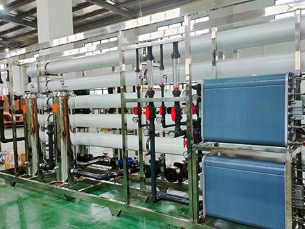 生物制药企业水系统安装案例