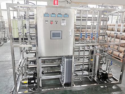 医疗器械企业水系统安装案例