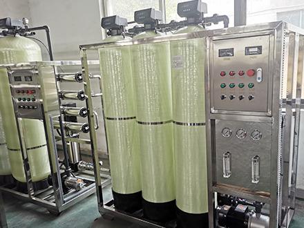 电子行业企业水系统安装案例
