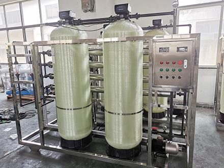 能源行业企业水系统安装案例