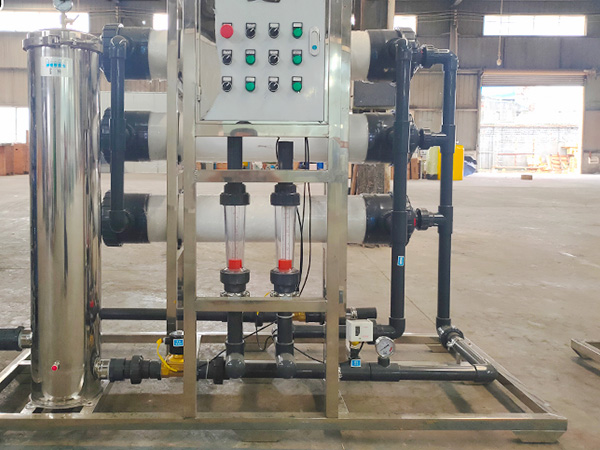 大型猪场牛场无菌饮水养殖超滤设备