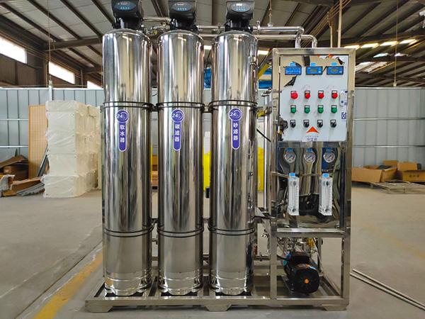 氯化物超标水质反渗透过滤设备