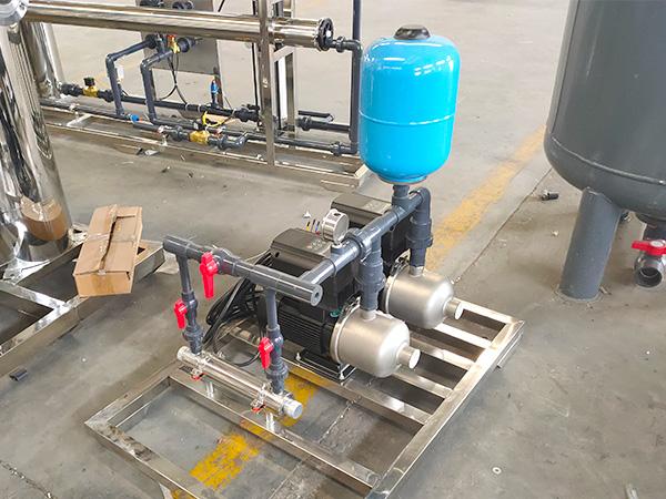 工厂酒店自来水恒压变频供水设备