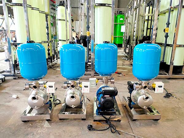 农村地下水改造无负压供水设备