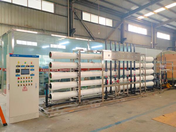 电子电镀厂工业EDI去离子超纯水设备