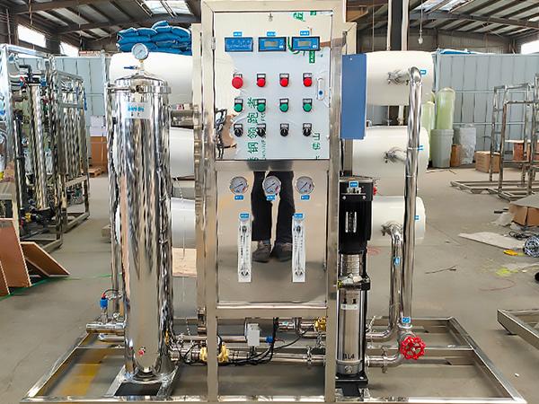城镇景区饮水平台直饮水制水主机