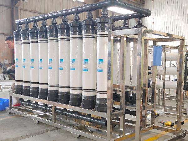 化工电镀等工业大型中水净化回用设备